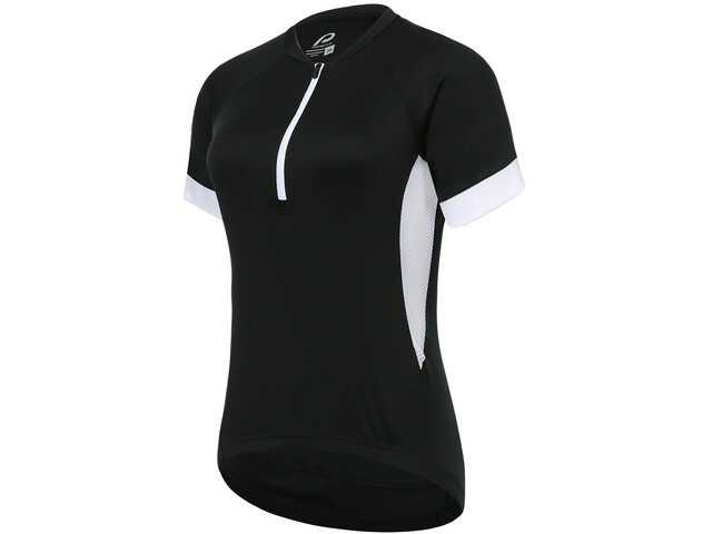Protective P-Heart and Mind Shortsleeve Tricot Women, negro